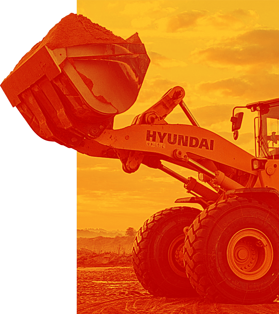 Hyundai Construction Equipment Americas header image